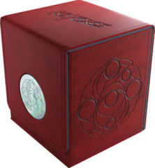 Keyforge - Vault Deck Box - Red
