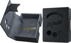 Keyforge - Deck Book - Black