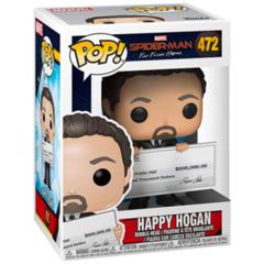 Pop! Marvel 472: Spider-Man: Happy Hogan