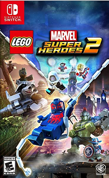 LEGO Marvel Super Heroes 2 (New)