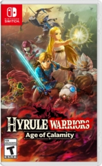 Hyrule Warriors: Age of Calamity (NEW)
