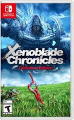 Xénoblade Chronicles Definitive Edition (new)