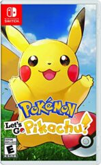 Pokemon Let's Go Pikachu (New)