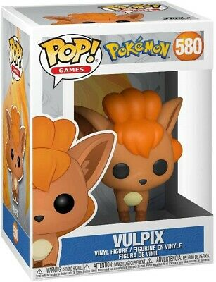 Pop! Pokemon 580: Vulpix