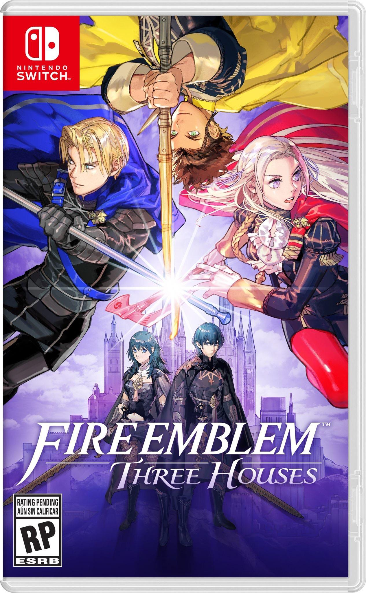 Fire Emblem Three Houses (New)