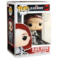 Pop! Marvel 604: Black Widow: Black Widow