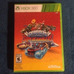 Skylanders SuperChargers [Game only]