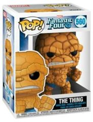 Pop! marvel 560: Fantastic Four: The Thing