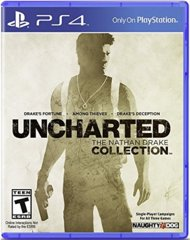 Uncharted The Nathan Drake Collection (New)