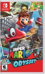 Super Mario Odyssey (new)