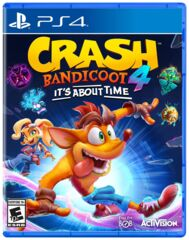 Crash Bandicoot 4: It's About Time (NEW)