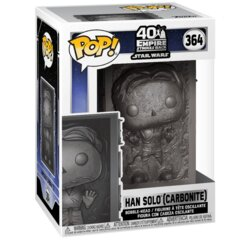 POp! Star Wars 364 : 40th anniversary The Empire Strikes Back: han Solo (carbonite)