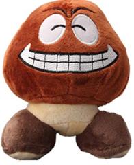 Toutou Super Mario: Goomba