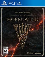 The Elder Scroll Online Morrowind