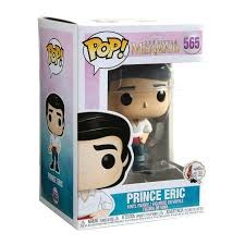 Pop ! Disney 565: The Little Mermaid: Prince Eric