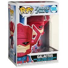 Pop! Marvel 565: Fantastic Four: Galactus