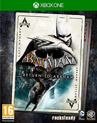 Batman Return to Arkham (New)