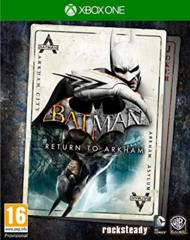 Batman Return to Arkham (New)