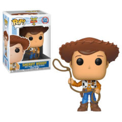 Pop! Disney 522: Toy Story 4: Woody