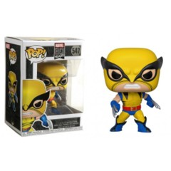Pop! Marvel 547 : Wolverine 80th