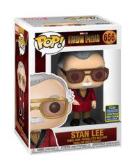 Pop! marvel 656: iron Man : Stan lee