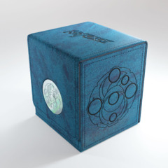 Keyforge - Vault Deck Box - Blue