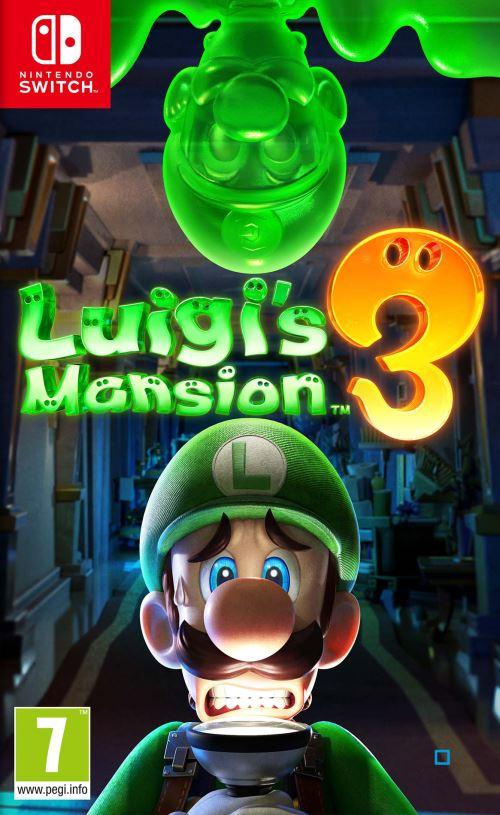 Luigis Mansion 3 ( New)
