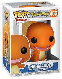 POP ! Pokemon 455 : Charmander