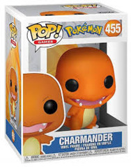 POP ! Pokemon 455 : Charmander