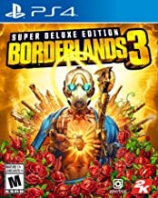 Borderlands 3 Super Deluxe New