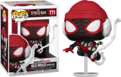 Pop! Marvel 771 : Miles Morales (Winter Suit)