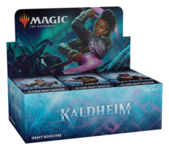 Kaldheim Draft Booster Box French