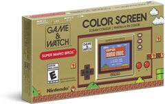 Nintendo game & Watch - Super mario bros - Color Screen