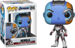 Pop! Marvel 456: Avengers - Endgame : Nebula