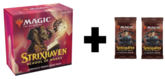 Strixhaven: School of Mages - Prerelease Pack - Lorehold + 2 Draft Boosters Strixhaven