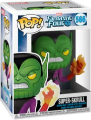 Pop! Marvel 566 : Fantastic Four: Super-Skrull