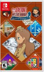 Laytons Mystery Journey: Katrielle and the Millionaires Conspiracy Deluxe Edition
