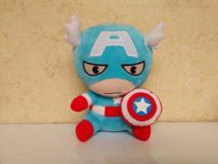 Toutou Marvel: Captain America