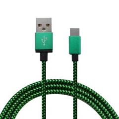 Cable Usb Type-C Green