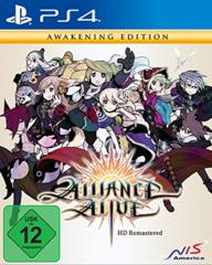 The Alliance Alive HD Remastered Awakening Edition (New)