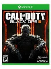 Call of Duty Black Ops III (New)