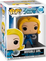 Pop! Marvel 558: Fantastic Four : Invisible Girl