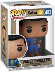 Pop! Fallout 76 483: Vault Dweller