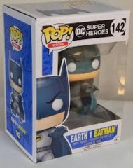 Pop! Dc Super Heroes 142: Earth 1 Batman