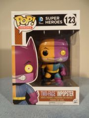 Pop! Dc Super Heroes 123: Two-Face Impopster