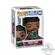 Pop! Disney 586: Frozen II : Mattias