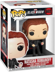 Pop! Marvel 603: Black Widow : Natasha Romanoff