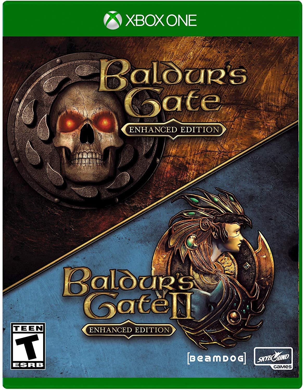 Baldurs Gate & Baldurs gate II: Enhanced edition NEW