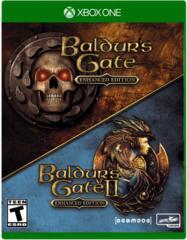 Baldur's Gate & Baldur's gate II: Enhanced edition NEW