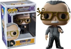 Pop! Marvel 281: Guardians Of The Galaxy: Stan Lee